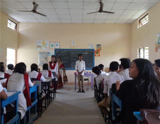 Gauhati Chapter - Outreach programme, April 12, 2019 - ELTAI